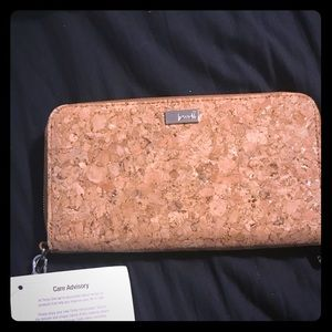 Thirty-one cork wristlet or Wallet